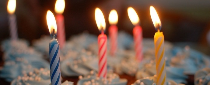 The blog turns 6 🎉 (and what a growth!)