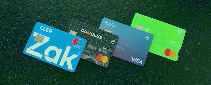 Best credit card in Switzerland for 2020